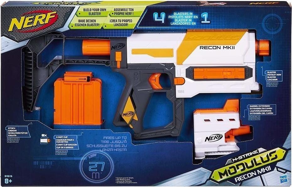 Hasbro B4616EU40 - Nerf Modulus Recon MKII Spielzeugblaster Bild 1