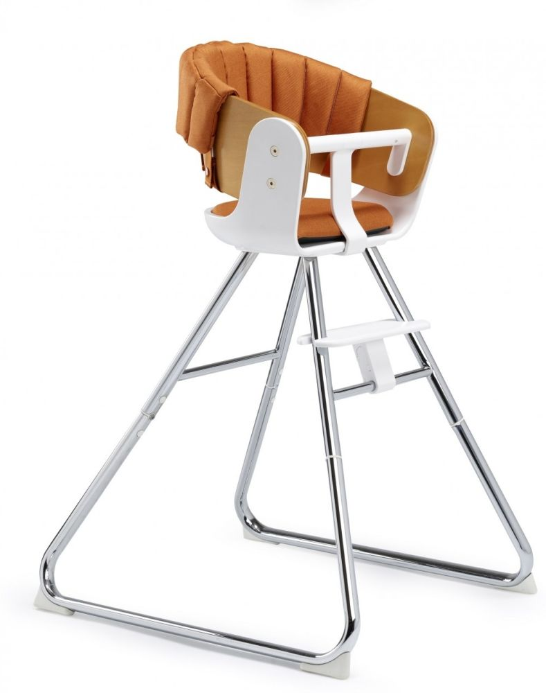 iCandy Hochstuhl MiChair mit Comfort Pack Russet Bild 1