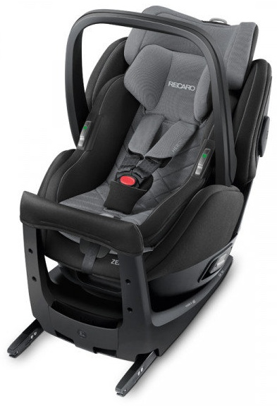 Recaro Zero.1 Elite i-Size Carbon Black Kollektion 2019 Bild 1