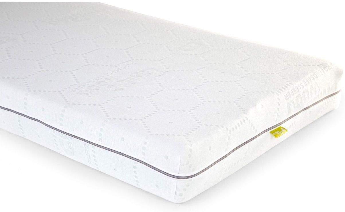 Childhome 'Puro Aero Safe Sleeper' Kaltschaummatratze 60x120 cm Bild 1