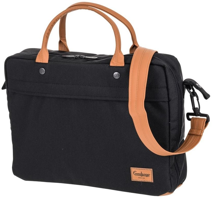 Emmaljunga - Organiser Outdoor Black (Kollektion 2019) Bild 1