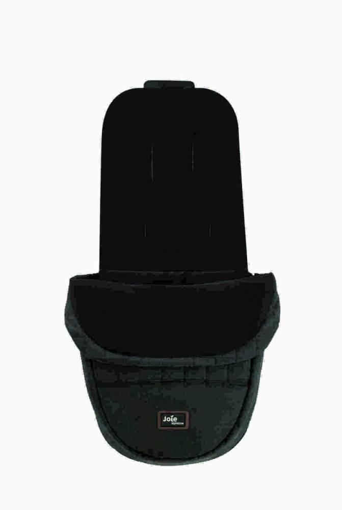 Joie Signature Fußsack Noir, universell einsetzbar Bild 1