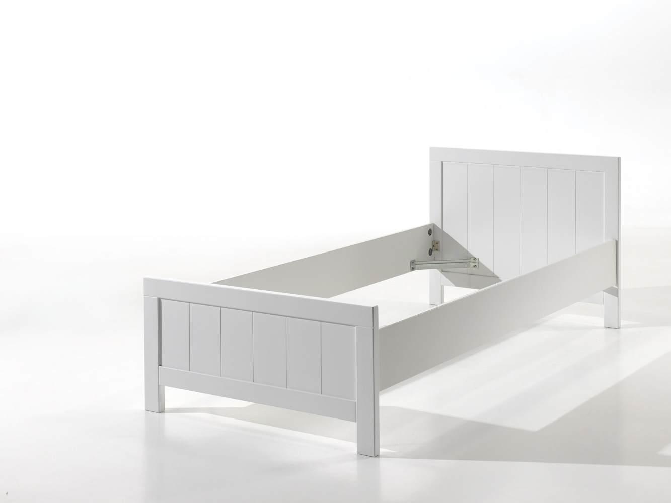 Vipack 'Erik' Einzelbett 90x200 cm Bild 1
