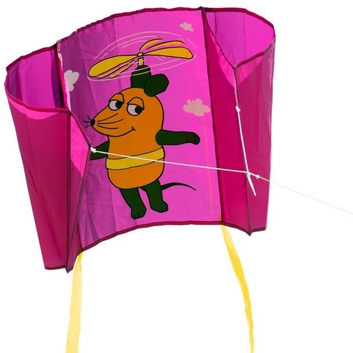 elliot Mini Pocket Kite Maus Flieger lila Bild 1