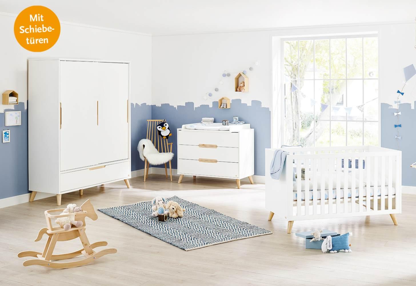 Kinderzimmer 'Move' breit groß Bild 1