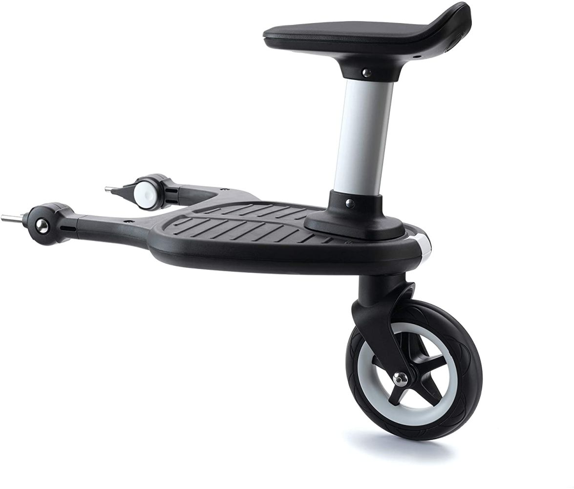Bugaboo Buggyboard für Modelle mit Komforträdern 2017, inkl. Sitz Bild 1
