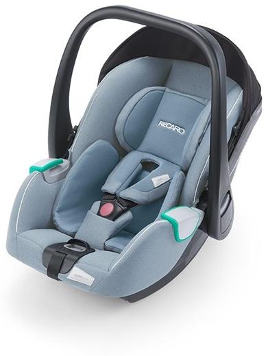 Recaro Avan Babyschale Prime Frozen Blue Bild 1