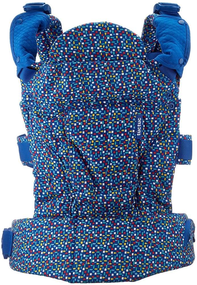Tuc Tuc 6817 Ergonomische Babytrage Blau Enjoy & Dream, blau Bild 1