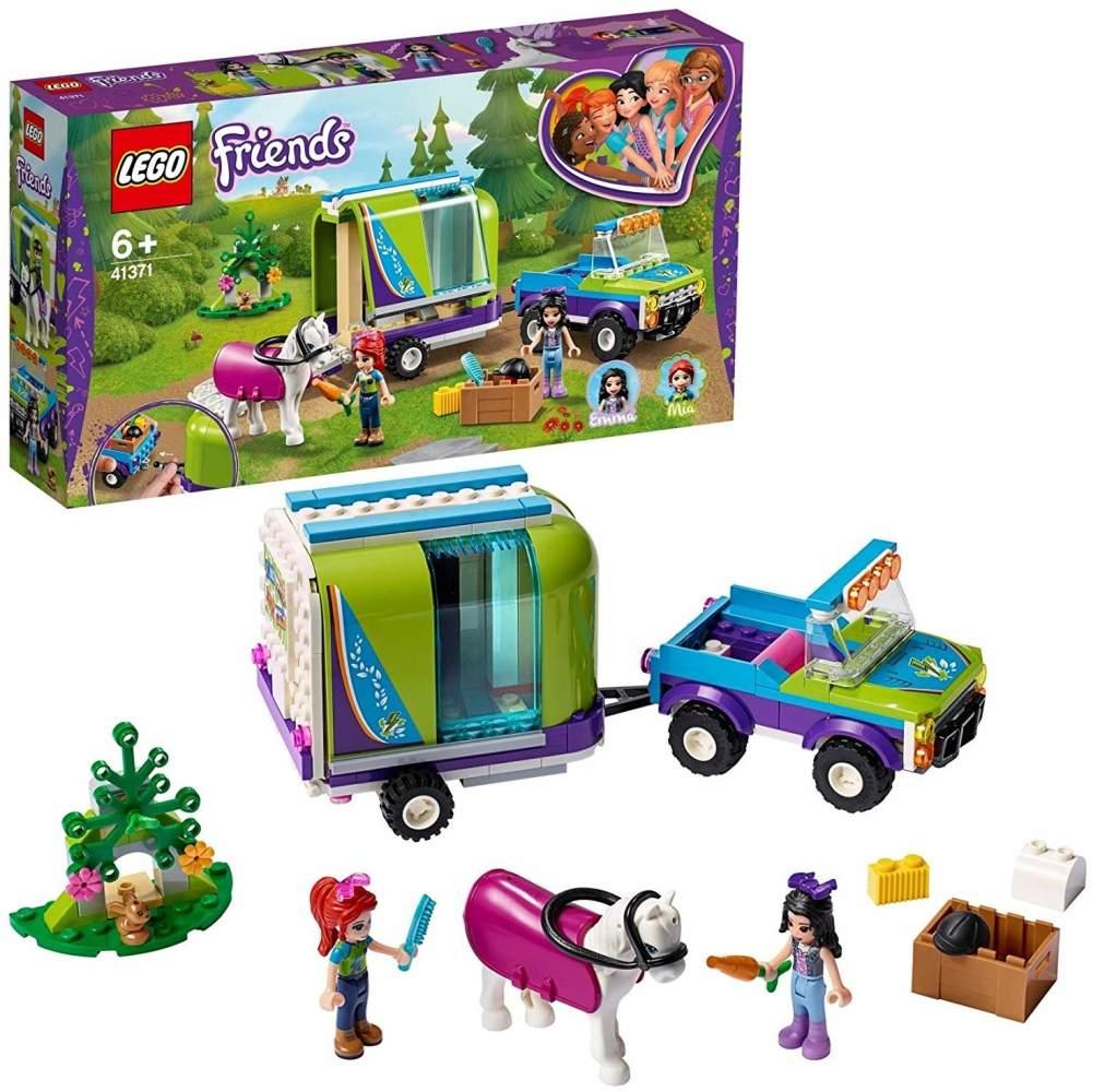 LEGO Friends - Mias Pferdetransporter 41371 Bild 1