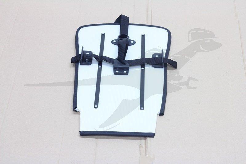 TFK Ersatzteil Joggster Adventure - Rückenplatte, einteilig Bild 1