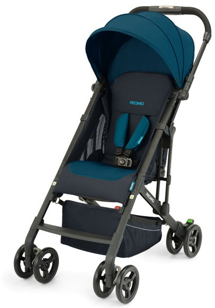 Recaro 'Easylife 2' Buggy 2020 Select Teal Green Bild 1