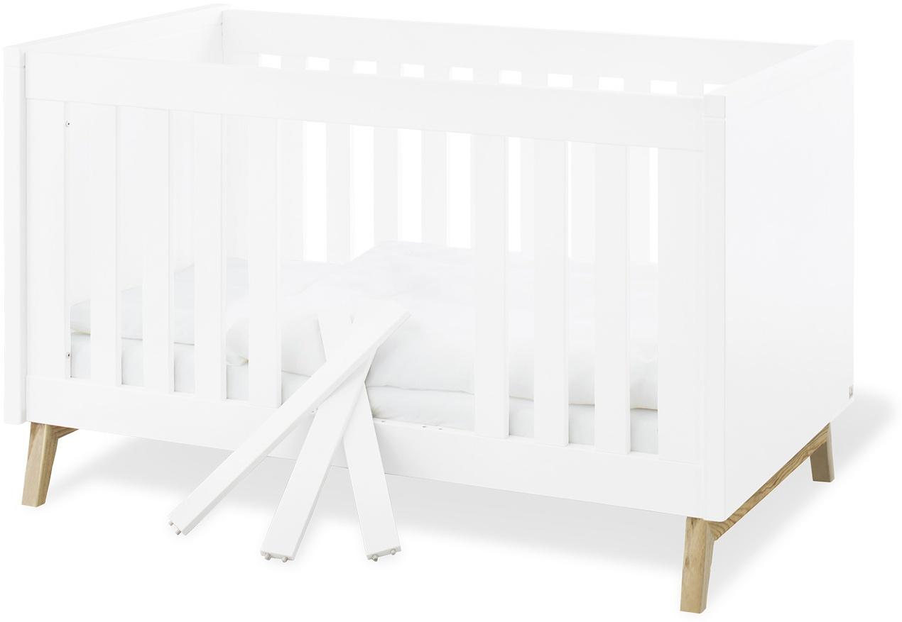 Pinolino 'Riva' Kombi-Kinderbett weiß Bild 1