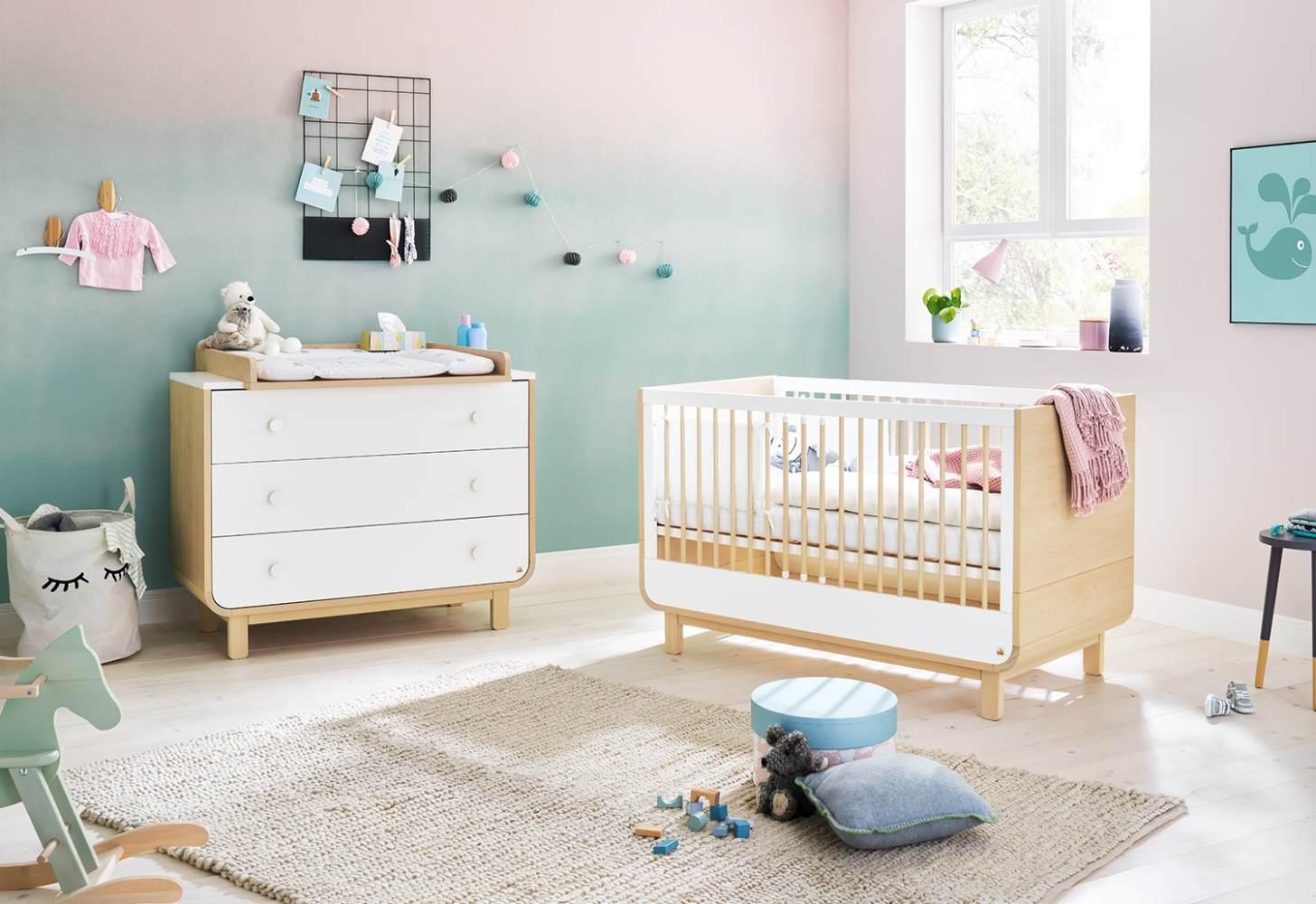 Pinolino 'Round' 2-tlg. Kinderzimmer-Set breit Bild 1