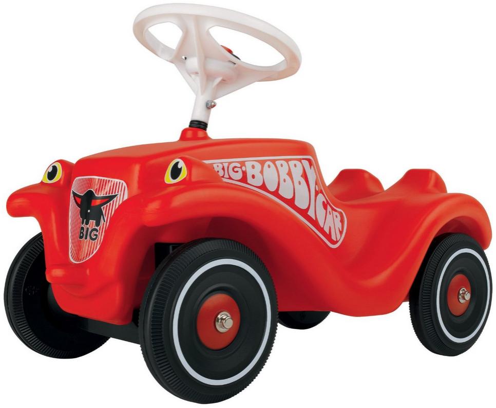 BIG 800001303 'Bobby-Car-Classic' ab 12 Monaten, bis 50 kg belastbar, rot Bild 1