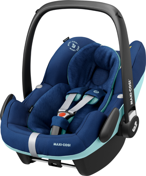 Maxi-Cosi 'Pebble Pro i-Size' Babyschale 2020 Essential Blue von 45-75 cm (Gruppe 0+) Bild 1