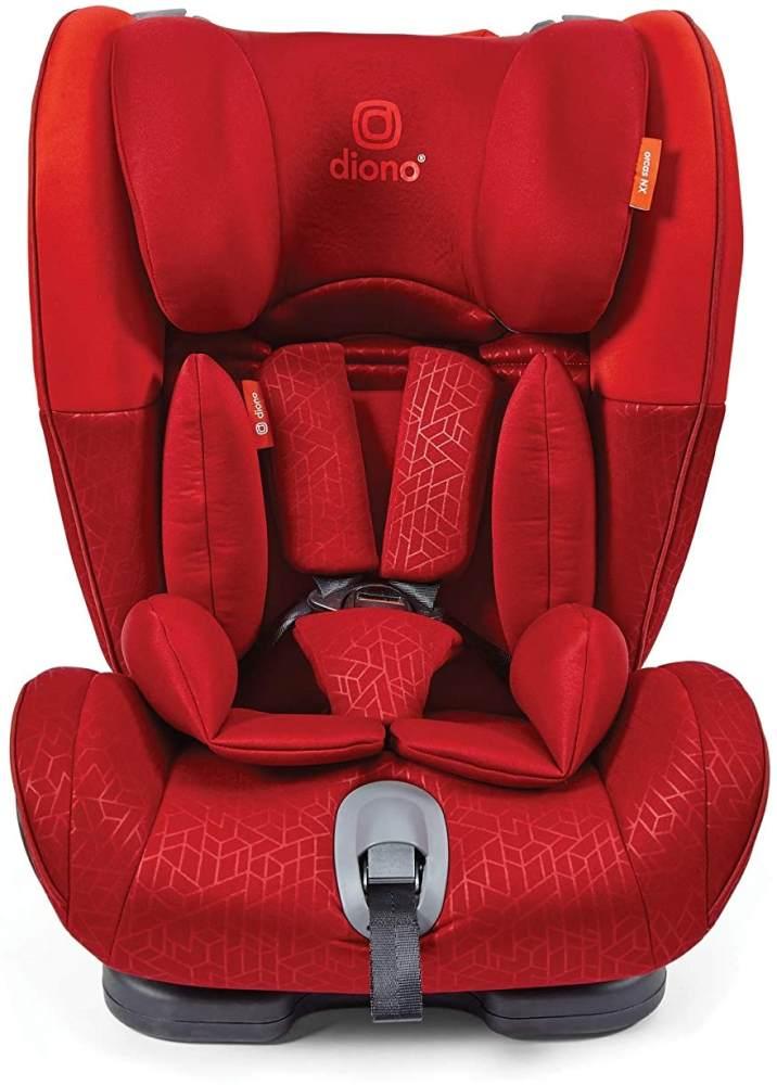 Diono Orcas NXT, fester Autositz, Gruppe 1/2/3 (9–36 kg, ca. 9 Monate bis 12 Jahre), Rot Bild 1