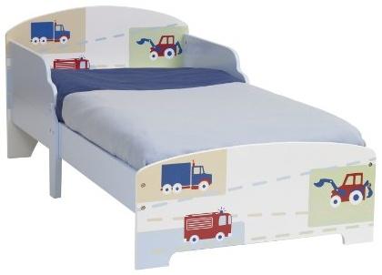 Moose Toys 'Auto' Kinderbett 70 x 140 cm Bild 1