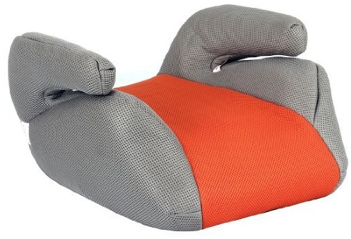 Autokindersitz United-Kids Quattro Mike Gruppe II/III 15-36 kg orange-grau Bild 1