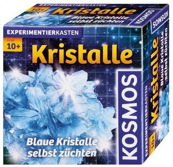 Kosmos 656034 - Blaue Kristalle selbst züchten Bild 1