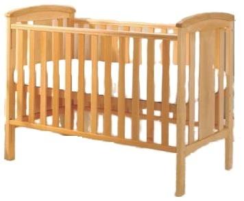 Kinderbett Katie junior Holz braun 126,5 cm Bild 1