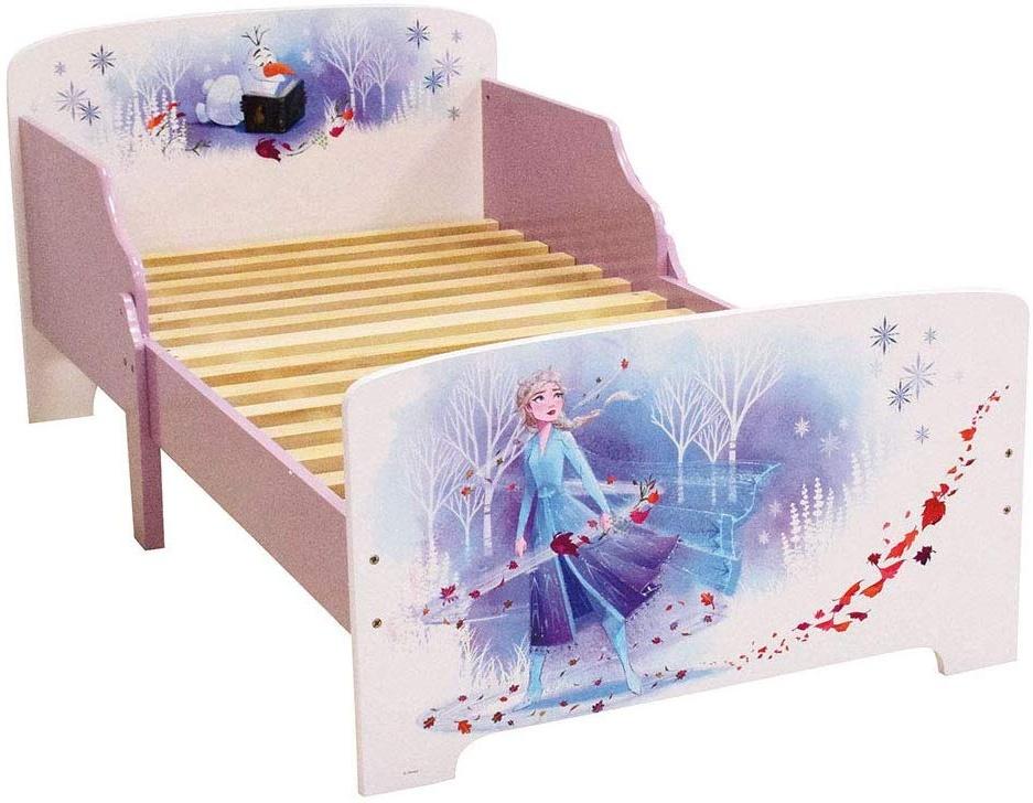 Fun House 'Disney Die Eiskönigin' Kinderbett 70x140, inkl. Lattenrost Bild 1