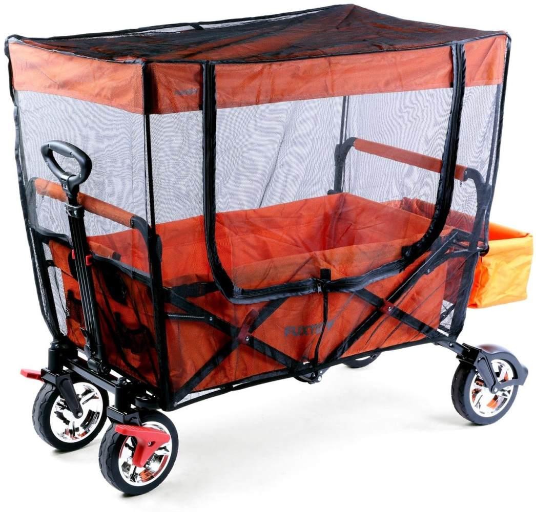 Fuxtec Insektenschutz für Bollerwagen CT900 Bild 1