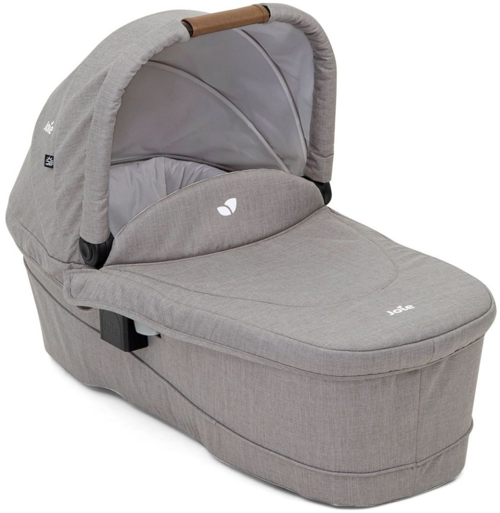 Joie 'Ramble XL' Babywanne für 'Versatrax' Gray Flannel inkl. Regenschutz Bild 1