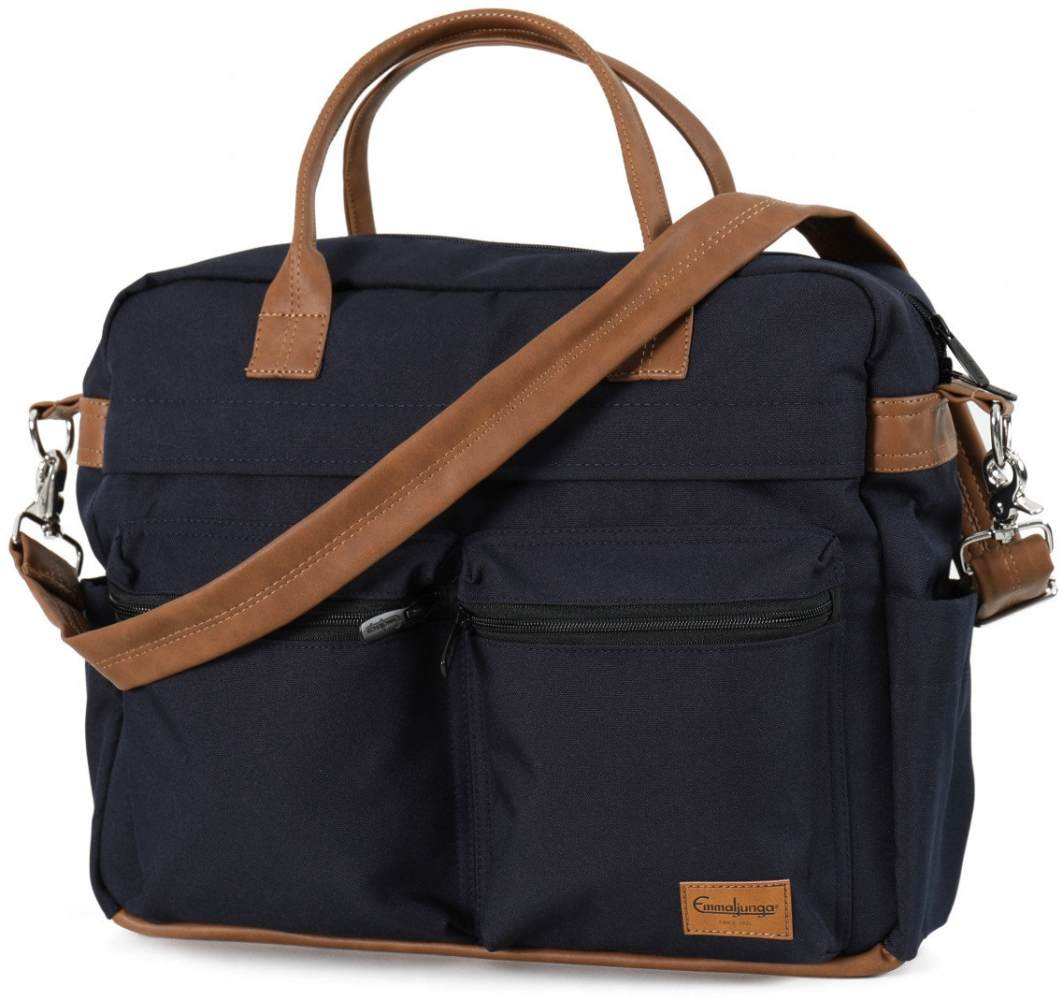Emmaljunga Wickeltasche Travel Outdoor Navy Kollektion 2020 Bild 1
