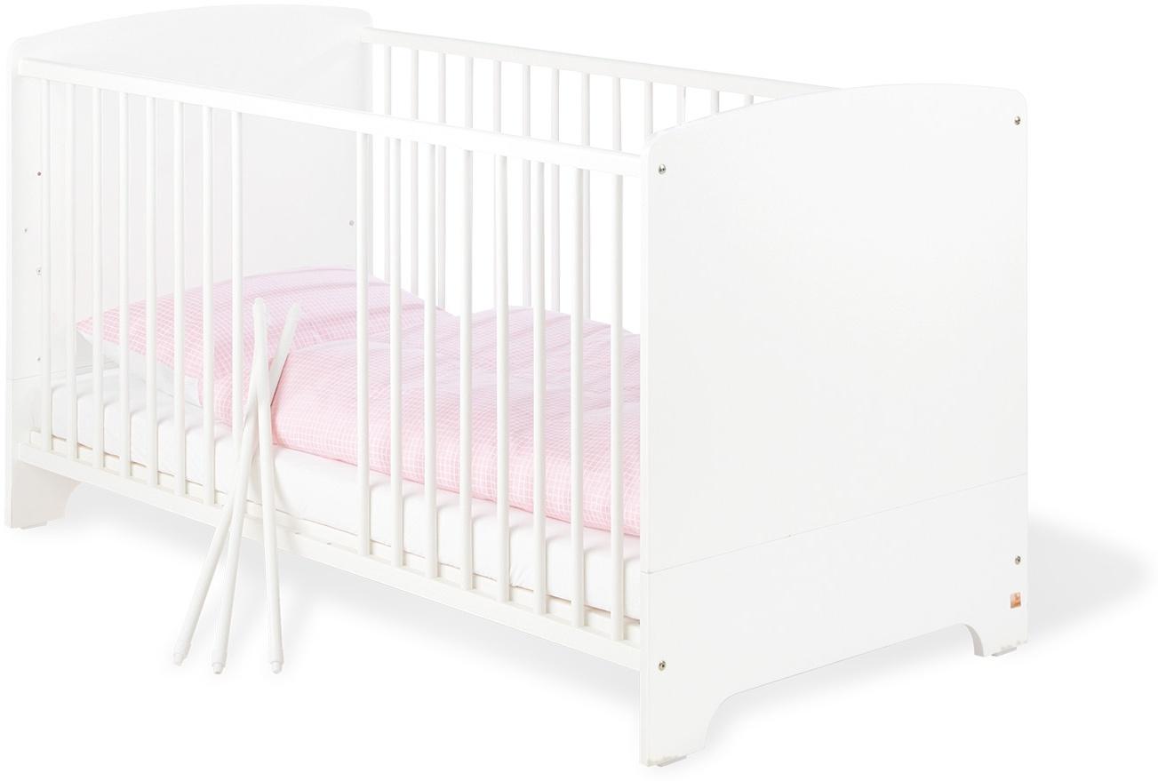 Pinolino 'Jil' Kombi-Kinderbett weiß Bild 1