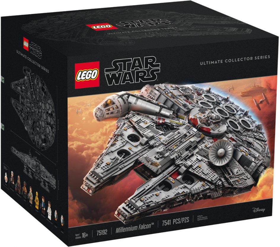 LEGO Star Wars - Millennium Falcon - Ultimate Collector Series 75192 Bild 1