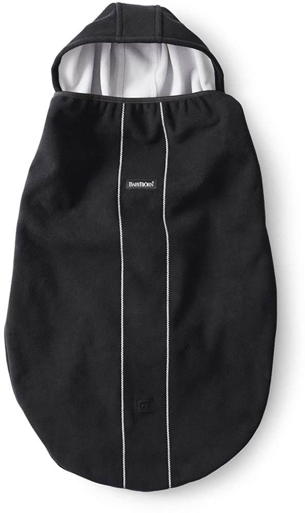 BabyBjörn 028156 Bezug für Babytrage, schwarz, 300 g Bild 1