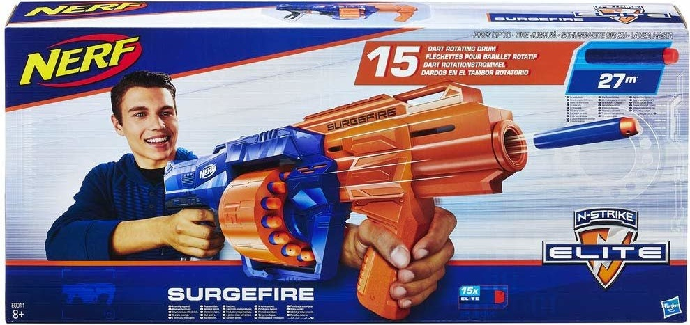 Hasbro - Nerf N-Strike Elite Surgefire Bild 1
