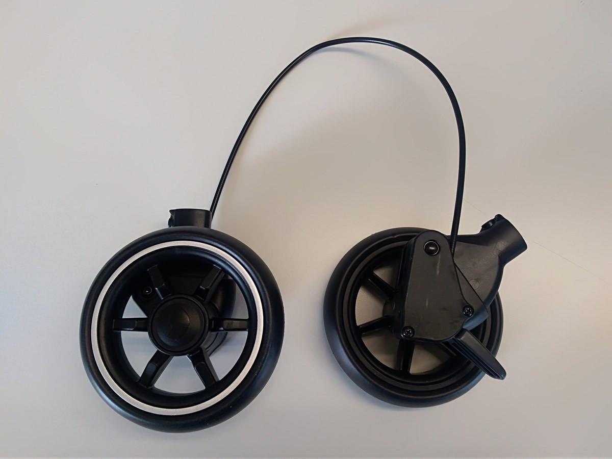 Joie Ersatzteil Hinterrad Set für Pact Buggy Bild 1