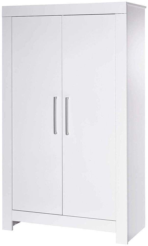 Schardt 'Nordic White' Kleiderschrank 2-türig Bild 1