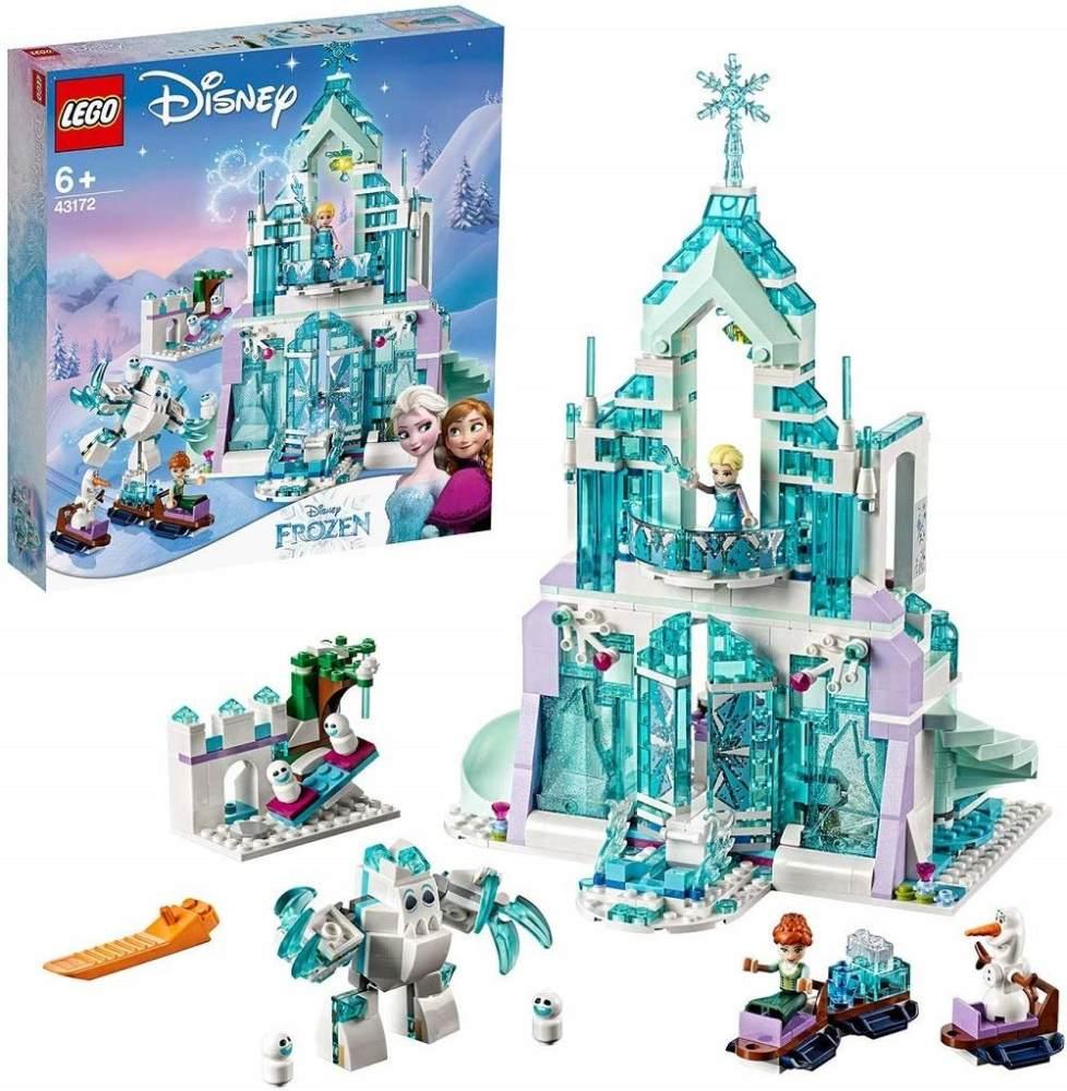 LEGO Disney Die Eiskönigin 2 43172 'Elsas magischer Eispalast', 701 Teile, ab 6 Jahren Bild 1