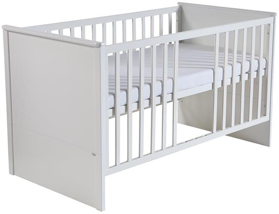 Roba 'Castello' Kombi-Kinderbett weiß Bild 1