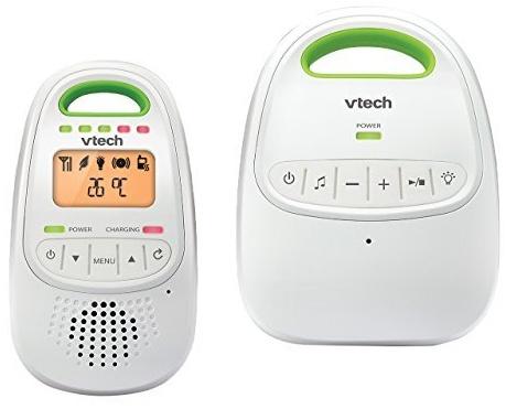 VTech 'BM 2000' Babyphone, DECT-Digitaltechnologie, 300m Reichweite Bild 1