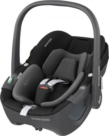 Maxi-Cosi 'Pebble 360' Babyschale 2021 Essential Black, 0 bis 13 kg (Gruppe 0+) Bild 1