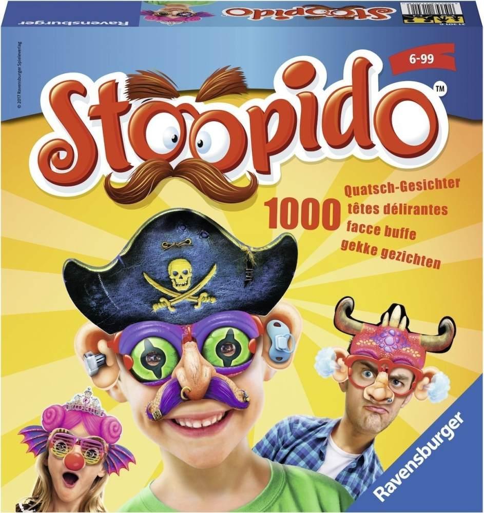 Ravensburger Kinderspiele 21301 Stoopido Kinderspiel Bild 1