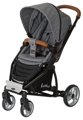 Hartan - Buggy i-Mini RS - Grey Melange Bild 1