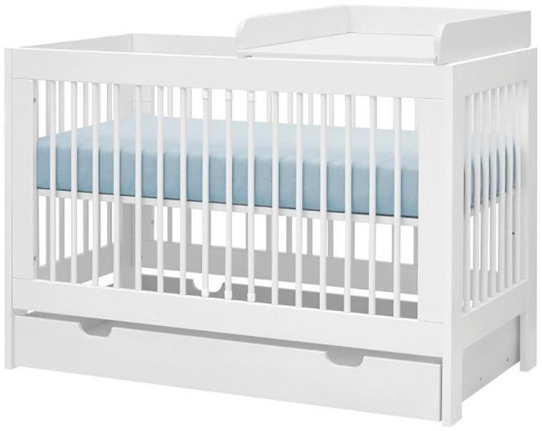 PINIO Basic Wickelaufsatz für Babybett 60 x 120 cm Bild 1