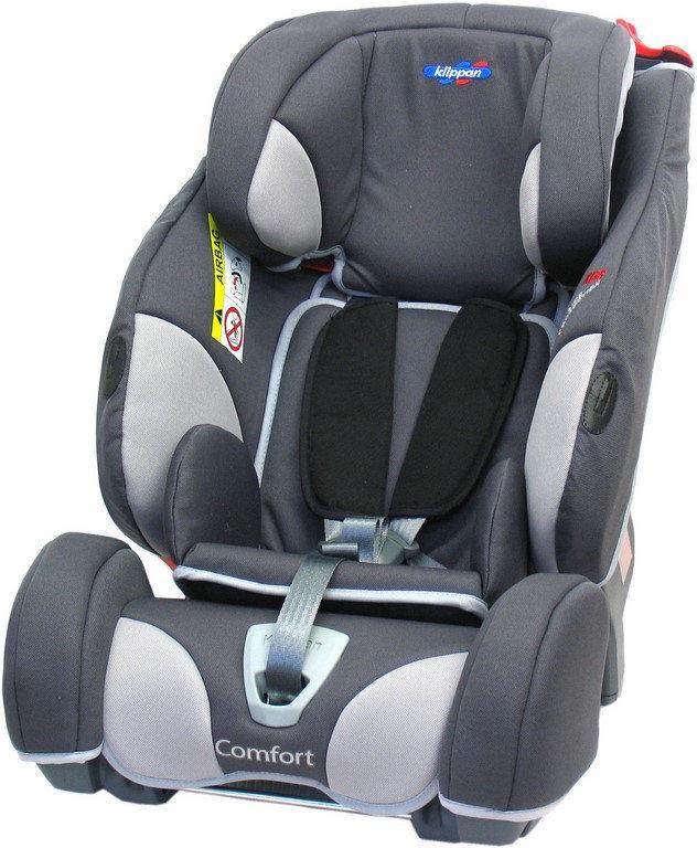 Klippan Triofix Comfort Kindersitz Match Race Bild 1