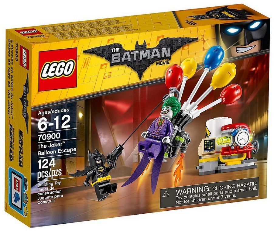 LEGO - Batman Movie - Jokers Flucht mit den Ballons 70900 Bild 1