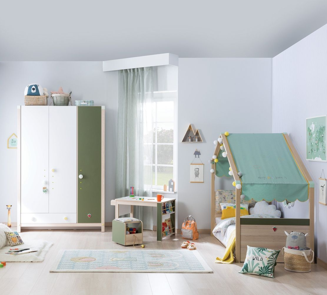 Cilek 'Montes' 4-tlg. Kinderzimmer-Set Bild 1