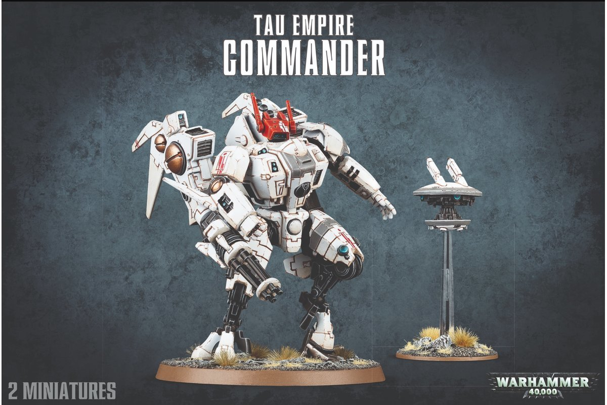 Warhammer 40.000: Tau Empire Commander Bild 1