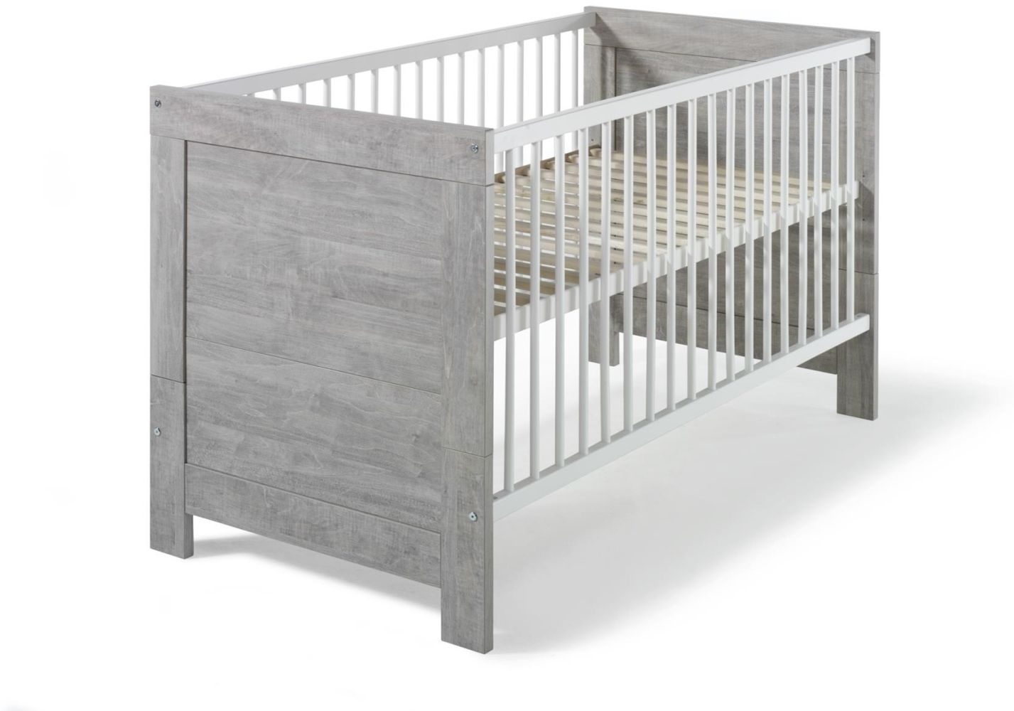 Nordic Driftwood Kombi-Kinderbett 70x140 cm Bild 1