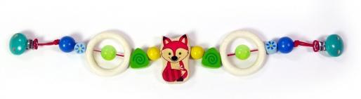Hess-Spielzeug Wagenkette Fuchs Bild 1