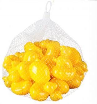 25 Badeenten gelb Bild 1
