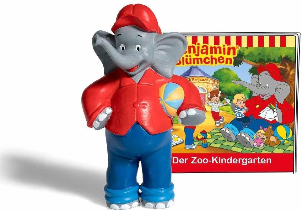 Tonies Benjamin Blümchen 'Der Zoo-Kindergarten', Hörfigur mit ca. 43 Minuten Spielzeit, ab 3 Jahren, deutsch Bild 1