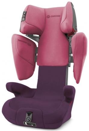 Concord 'Transformer Tech' Autokindersitz Rose Pink, 15 bis 36 kg Bild 1
